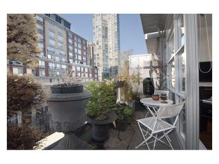 "Photo 10: 605 1228 HOMER Street in Vancouver: Downtown VW Condo for sale in ""Ellison"" (Vancouver West)  : MLS®# V840902"