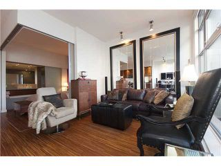 "Photo 2: 605 1228 HOMER Street in Vancouver: Downtown VW Condo for sale in ""Ellison"" (Vancouver West)  : MLS®# V840902"