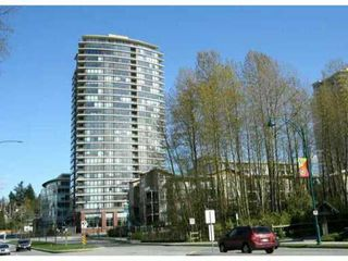 "Photo 1: 904 110 BREW Street in Port Moody: Port Moody Centre Condo for sale in ""ARIA 1"" : MLS®# V849279"