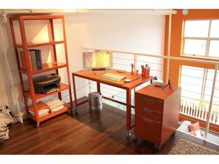 """Photo 4: 402 338 W 8TH Avenue in Vancouver: Mount Pleasant VW Condo for sale in """"LOFT 338"""" (Vancouver West)  : MLS®# V857880"""
