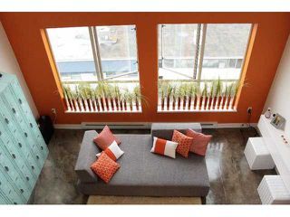 "Photo 1: 402 338 W 8TH Avenue in Vancouver: Mount Pleasant VW Condo for sale in ""LOFT 338"" (Vancouver West)  : MLS®# V857880"