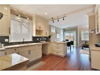 Photo 4: 6165 WALKER Avenue in Burnaby: Upper Deer Lake 1/2 Duplex for sale (Burnaby South)  : MLS®# V858057