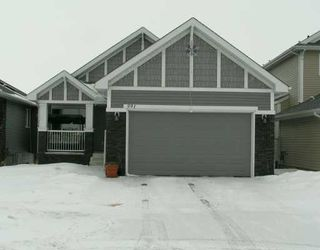Photo 1: : Airdrie Residential Detached Single Family for sale : MLS®# C3204371