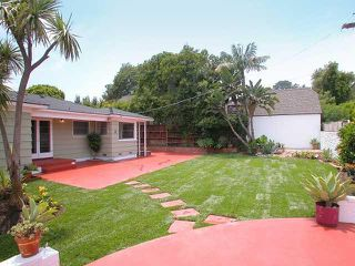 Photo 11: POINT LOMA House for sale : 2 bedrooms : 3732 Wawona Drive in San Diego