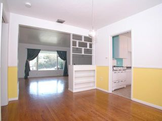 Photo 4: POINT LOMA House for sale : 2 bedrooms : 3732 Wawona Drive in San Diego