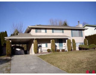 Main Photo: 35345 PURCELL Avenue in Abbotsford: Abbotsford East House for sale : MLS®# F2905778