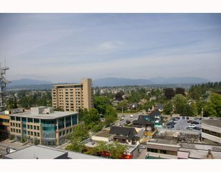 "Photo 10: 1207 615 BELMONT Street in New_Westminster: Uptown NW Condo for sale in ""BELMONT TOWER"" (New Westminster)  : MLS®# V777432"