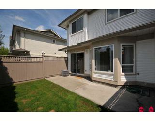 "Photo 10: 207 16233 82ND Avenue in Surrey: Fleetwood Tynehead Townhouse for sale in ""Orchards"" : MLS®# F2918236"