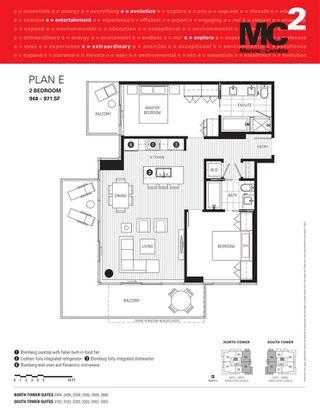 Photo 20: 2404 8031 NUNAVUT Lane in Vancouver: Marpole Condo for sale (Vancouver West)  : MLS®# R2434597