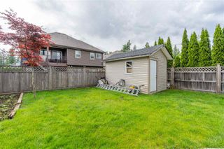 Photo 32: 8535 THORPE STREET in Mission: Mission BC House for sale : MLS®# R2465227