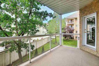 Photo 29: 216 17459 98A Avenue in Edmonton: Zone 20 Condo for sale : MLS®# E4210210