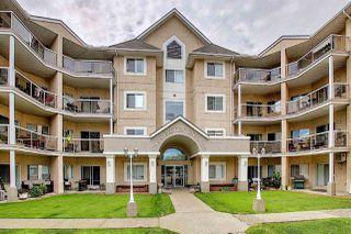 Photo 1: 216 17459 98A Avenue in Edmonton: Zone 20 Condo for sale : MLS®# E4210210