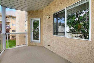 Photo 27: 216 17459 98A Avenue in Edmonton: Zone 20 Condo for sale : MLS®# E4210210