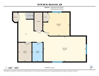 Photo 50: 10118 96 Street: Morinville House for sale : MLS®# E4218131