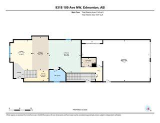 Photo 45: 9318 109 Avenue in Edmonton: Zone 13 House for sale : MLS®# E4224936