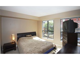 """Photo 6: 206 55 ALEXANDER Street in Vancouver: Downtown VE Condo for sale in """"55 Alexander"""" (Vancouver East)  : MLS®# V850497"""