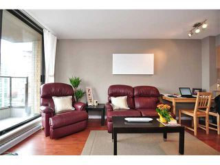 "Photo 3: 1607 1189 HOWE Street in Vancouver: Downtown VW Condo for sale in ""GENESIS"" (Vancouver West)  : MLS®# V853250"