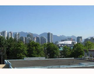 """Photo 9: 307 777 W 7TH Avenue in Vancouver: Fairview VW Condo for sale in """"777"""" (Vancouver West)  : MLS®# V722642"""