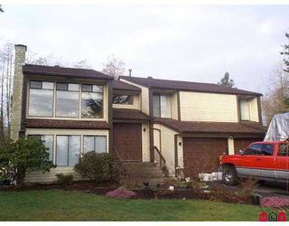 Main Photo: 10145 173RD Street in Surrey: Fraser Heights House for sale (North Surrey)  : MLS®# F2907987