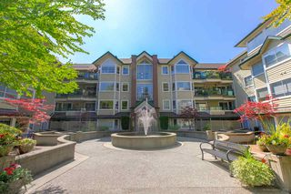 "Photo 1: 306 3670 BANFF Court in North Vancouver: Northlands Condo for sale in ""PARKGATE MANOR"" : MLS®# R2395166"