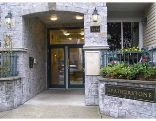 "Photo 1: 211 3278 HEATHER Street in Vancouver: Cambie Condo for sale in ""HEATHERSTONE"" (Vancouver West)  : MLS®# V781505"