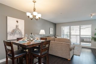 "Photo 3: 413 21009 56 Avenue in Langley: Salmon River Condo for sale in ""Cornerstone by Marcon"" : MLS®# R2443324"