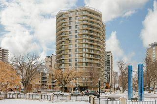 Photo 1: 304 11710 100 Avenue NW in Edmonton: Zone 12 Condo for sale : MLS®# E4192546