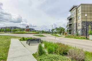 Photo 32: 323 560 GRIESBACH Parade in Edmonton: Zone 27 Condo for sale : MLS®# E4203984