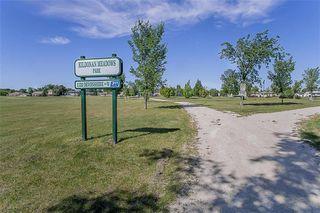 Photo 40: 35 Sunglow Road in Winnipeg: Kildonan Meadows Residential for sale (3K)  : MLS®# 202021477