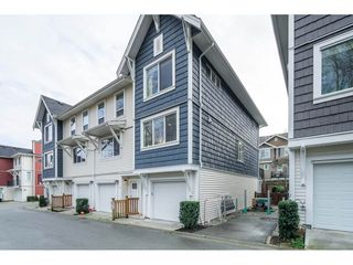 "Photo 1: 40 3039 156 Street in Surrey: Grandview Surrey Townhouse for sale in ""NICHE"" (South Surrey White Rock)  : MLS®# R2526239"