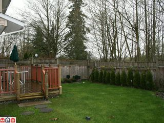 """Photo 9: 16 20595 51A Avenue in Langley: Langley City Townhouse for sale in """"FORESTVIEW"""" : MLS®# F1008504"""