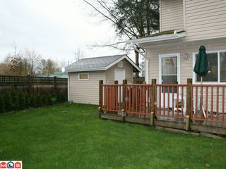 """Photo 10: 16 20595 51A Avenue in Langley: Langley City Townhouse for sale in """"FORESTVIEW"""" : MLS®# F1008504"""