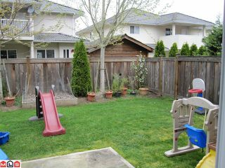 "Photo 10: 18 8717 159TH Street in Surrey: Fleetwood Tynehead Townhouse for sale in ""SPRINGFIELD GARDENS"" : MLS®# F1011185"
