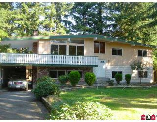 Photo 1: 4142 207A Street in Langley: Brookswood Langley House for sale : MLS®# F2622256