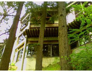 Photo 1: 1545 EAGLECLIFF Road in Bowen_Island: Bowen Island House for sale : MLS®# V738163