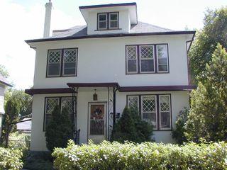 Main Photo: 529 Dominion Street/ Wolseley in Winnipeg: West End / Wolseley House/Single Family for sale (Wolseley)  : MLS®# 2511656