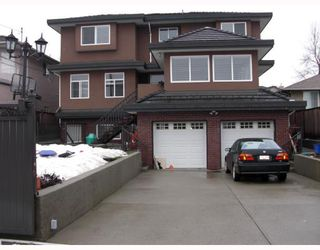 Photo 10: 4370 NAPIER Street in Burnaby: Willingdon Heights House for sale (Burnaby North)  : MLS®# V747718