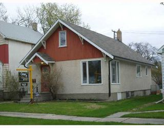 Photo 1: 314 RAVELSTON Avenue West in WINNIPEG: Transcona Residential for sale (North East Winnipeg)  : MLS®# 2808345