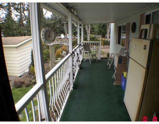 """Photo 9: 115 3665 244 Street in LANGLEY: Otter District Manufactured Home for sale in """"LANGLEY GROVE ESTATE"""" (Langley)  : MLS®# F2904207"""