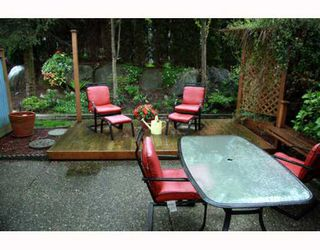 "Photo 7: 38 2990 PANORAMA Drive in Coquitlam: Westwood Plateau Townhouse for sale in ""WESBROOK VILLAGE"" : MLS®# V768307"