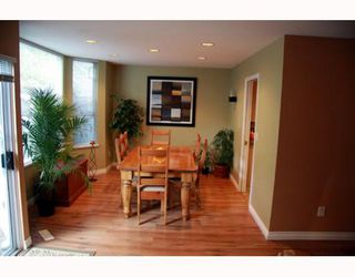 "Photo 3: 38 2990 PANORAMA Drive in Coquitlam: Westwood Plateau Townhouse for sale in ""WESBROOK VILLAGE"" : MLS®# V768307"