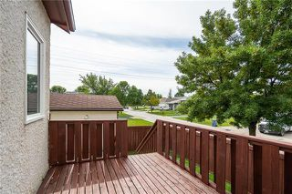 Photo 18: 2 Sauve Crescent in Winnipeg: Dakota Crossing Residential for sale (2F)  : MLS®# 1925427
