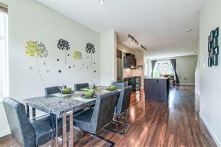 "Photo 3: 734 ORWELL Street in North Vancouver: Lynnmour Townhouse for sale in ""Wedgewood by Polygon"" : MLS®# R2409884"