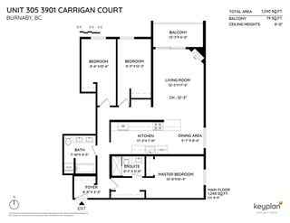 "Photo 20: 305 3901 CARRIGAN Court in Burnaby: Government Road Condo for sale in ""Lougheed Estates II"" (Burnaby North)  : MLS®# R2419217"