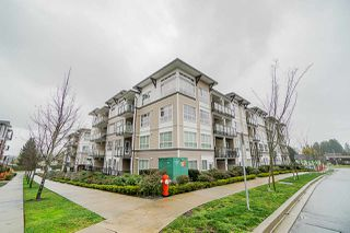 "Main Photo: 409 6468 195A Street in Surrey: Clayton Condo for sale in ""YALE BLOC"" (Cloverdale)  : MLS®# R2420220"