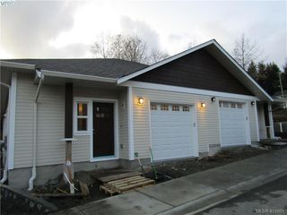 Main Photo: 120 6800 W Grant Road in SOOKE: Sk Sooke Vill Core Row/Townhouse for sale (Sooke)  : MLS®# 418891