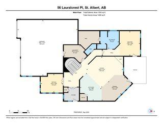 Photo 37: 56 Lauralcrest Place: St. Albert House for sale : MLS®# E4214530