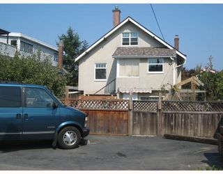 Photo 3: 2846 TRINITY Street in Vancouver: Hastings East House for sale (Vancouver East)  : MLS®# V785081