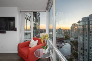 "Photo 6: 2601 1033 MARINASIDE Crescent in Vancouver: Yaletown Condo for sale in ""QUAYWEST"" (Vancouver West)  : MLS®# R2505008"