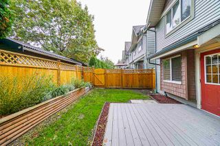 """Photo 30: 15 22977 116 Avenue in Maple Ridge: East Central Townhouse for sale in """"Duet"""" : MLS®# R2509222"""
